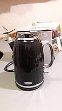 Електрочайник Breville Impressions 1,7 л, чорний