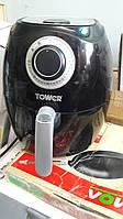 Фритюрница Tower T17005 с системой быстрой циркуляции воздуха, 1350 Вт, 3,2 литра, черный