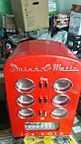 Холодильник для вендинга TKG Retro Can, 60 Вт, Красный, фото 8