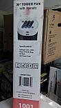 Вентилятор ANSIO Tower Fan 30-дюймовый с пультом дистанционного управления производства Англия, фото 7