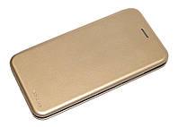 Чехол-книжка Xiaomi Redmi 7 золотая G-Case Ranger Elite, фото 1