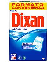 Порошок для стирки Dixan Classico Италия универсальный безфосфатный 100 cтирок