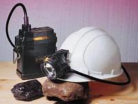 Каска шахтерская защитная