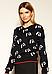 Женский свитер Rena Zaps, с логотипом, фото 2
