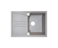 Кухонная мойка (гранит) (разные цвета, сифон в комплекте) BORGIO PRА-680×500, фото 1