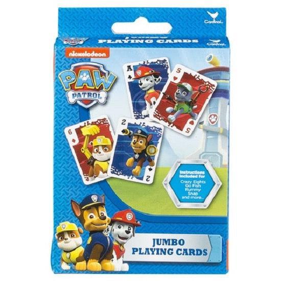 Карточная игра «Щенячий патруль» SM98260/6033298 Spin Master