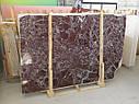 Rosso Levanto Extra, Мраморный слэб (сляб) 20мм, фото 2
