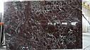 Rosso Levanto Extra, Мраморный слэб (сляб) 20мм, фото 4