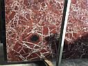 Rosso Levanto Extra, Мраморный слэб (сляб) 20мм, фото 9