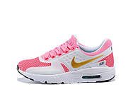 Женские кроссовки Nike Air Max 87 Zero розовые