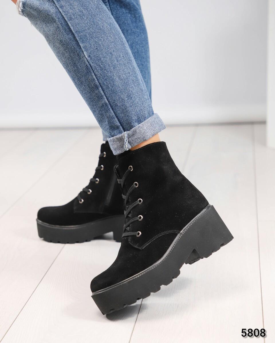 Демисезонные ботинки женские, Натуральная кожа. Размер 37 40