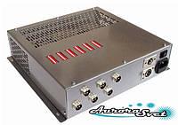 БУС-3-06-400 блок управления светодиодными светильниками, кол-во драйверов - 6, мощность 400W., фото 1