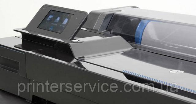 Цветной сенсорный экран HP DesignJet Т520