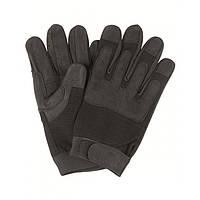 Перчатки, искусственная кожа/эластан MilTec Black 12521002 XXL