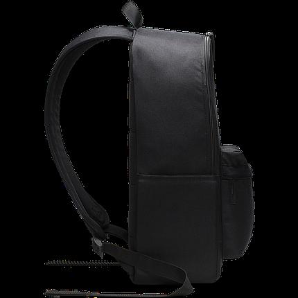 Рюкзак Nike Heritage Backpack 2.0 BA5879-011 Черный (193145973343), фото 2