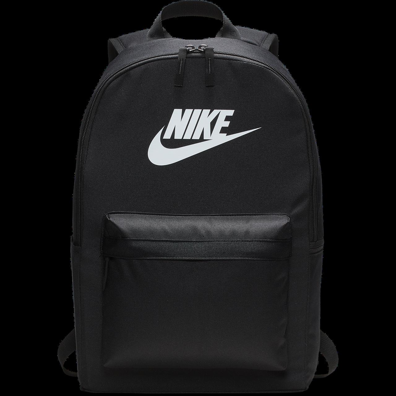 Рюкзак Nike Heritage Backpack 2.0 BA5879-011 Черный (193145973343)