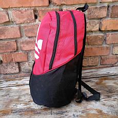 Рюкзак ADIDAS два отдела спортивный оптом, фото 2