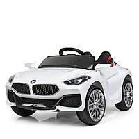 Детский электромобиль Машина «BMW» M 3985EBLR-1 (Белый)