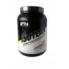 Протеин изолят Iforce Nutrition Isotean 2000g - Chocolate