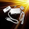 Контроллер RGB 220V 550W-RF-4
