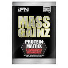 Гейнер Iforce Mass Gainz 4550g - Strawberry