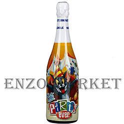 Шампанское безалкогольное Tom and Jerry 0.75 л