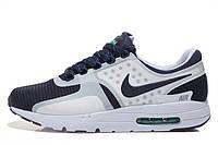 Женские кроссовки Nike Air Max 87 Zero синие, фото 1
