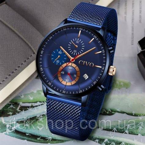 Мужские наручные часы Civo Absolut, фото 2