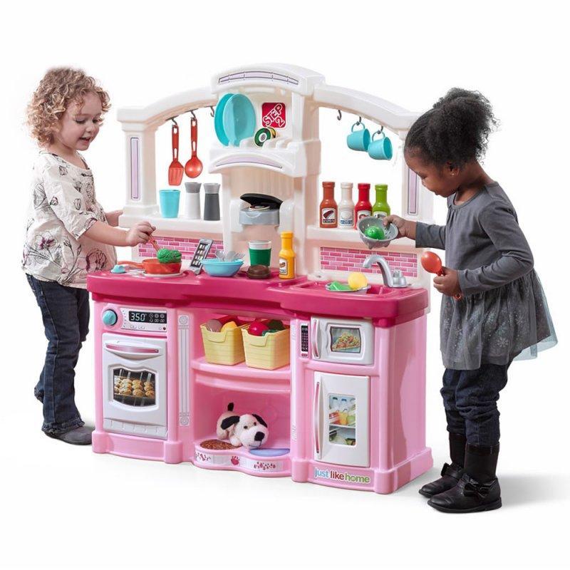 Электронная детская кухня Step2 5F63F4C