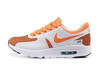 Женские кроссовки Nike Air Max 87 Zero оранжевые, фото 1