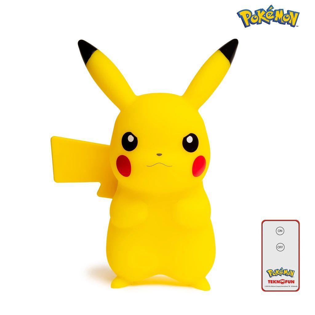 Игрушка лампа декоративная покемон Пикачу TEKNO FUN 811355 уценка