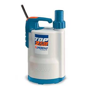 Погружные дренажные насосы для чистой воды PEDROLLO модель TOP