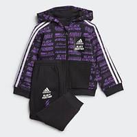 Детский костюм Adidas Performance Marvel Black Panther ED6449, фото 1
