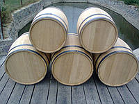 Дубовые бочки для вина, коньяка на 150-300л