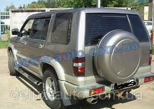 Ветровики Cobra Tuning на авто Isuzu Trooper (LS) 1992-1999 Дефлекторы окон Кобра для Opel Monterey 1992–1998