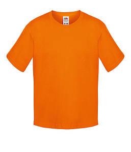 Футболка для мальчиков Оранжевый 104 см
