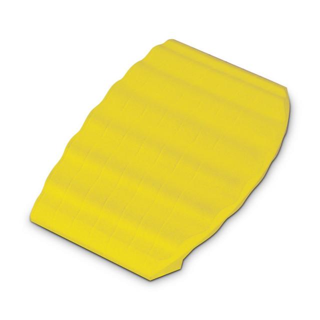 Модуль заглушка для кабель канала 85160  Defender Office ER Yellow