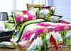 Комплект постельного белья семейный Полисатин TAG PS-NZ2187