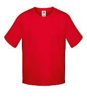Футболка для мальчиков Красный 140 см