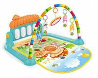 Детский развивающий коврик с пианином Kinderplay HE0639