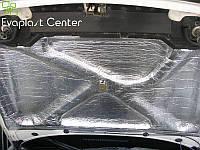 Тепло-шумоизоляция ИЗОЛОН 300/3008 фольгированный-самоклеющийся, Изолон ППЭ НХ 8 мм