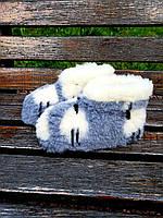 Чуни низкие овечки 36-41