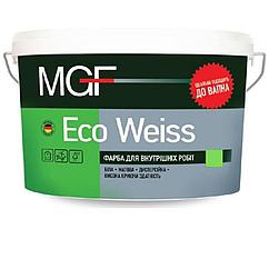 Краска MGF Eco Weiss 7кг