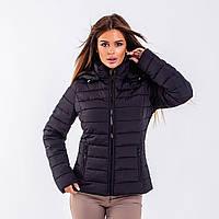 Женская куртка Indigo N 007TLH BLACK
