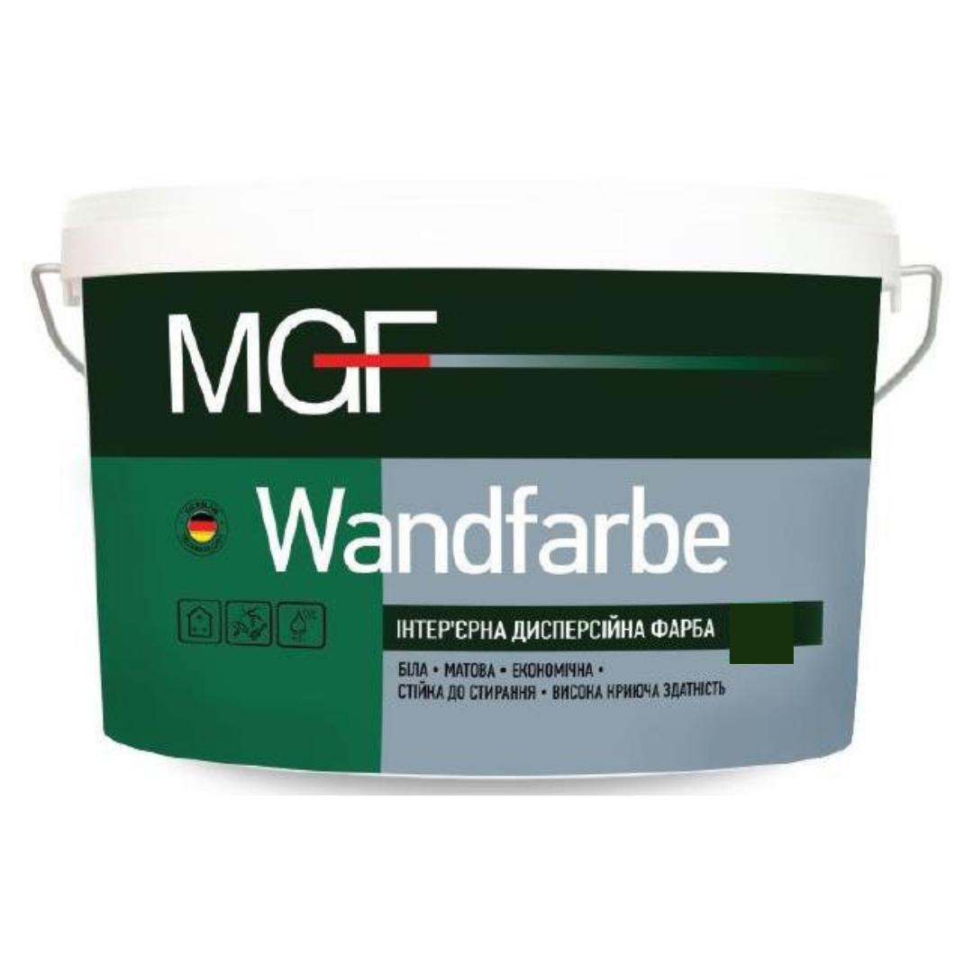 Краска для стен и потолка MGF Wandfarbe 14кг (МГФ Уандфарбе)