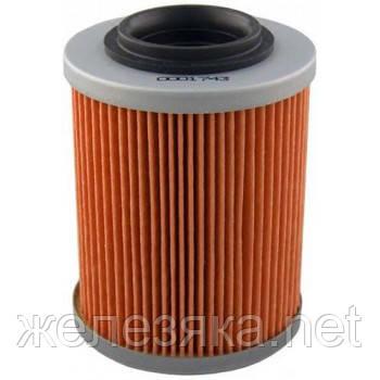 Масляный фильтр X-ATV HF152X (HF152) для квадроциклов Bombardier, Can-Am, CFMoto 450/550/X8