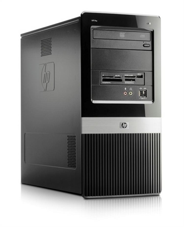 HP dx2400 4 ядра Intel Xeon E3323 2.5 ГГц, 8 ГБ ОЗУ, 500 ГБ