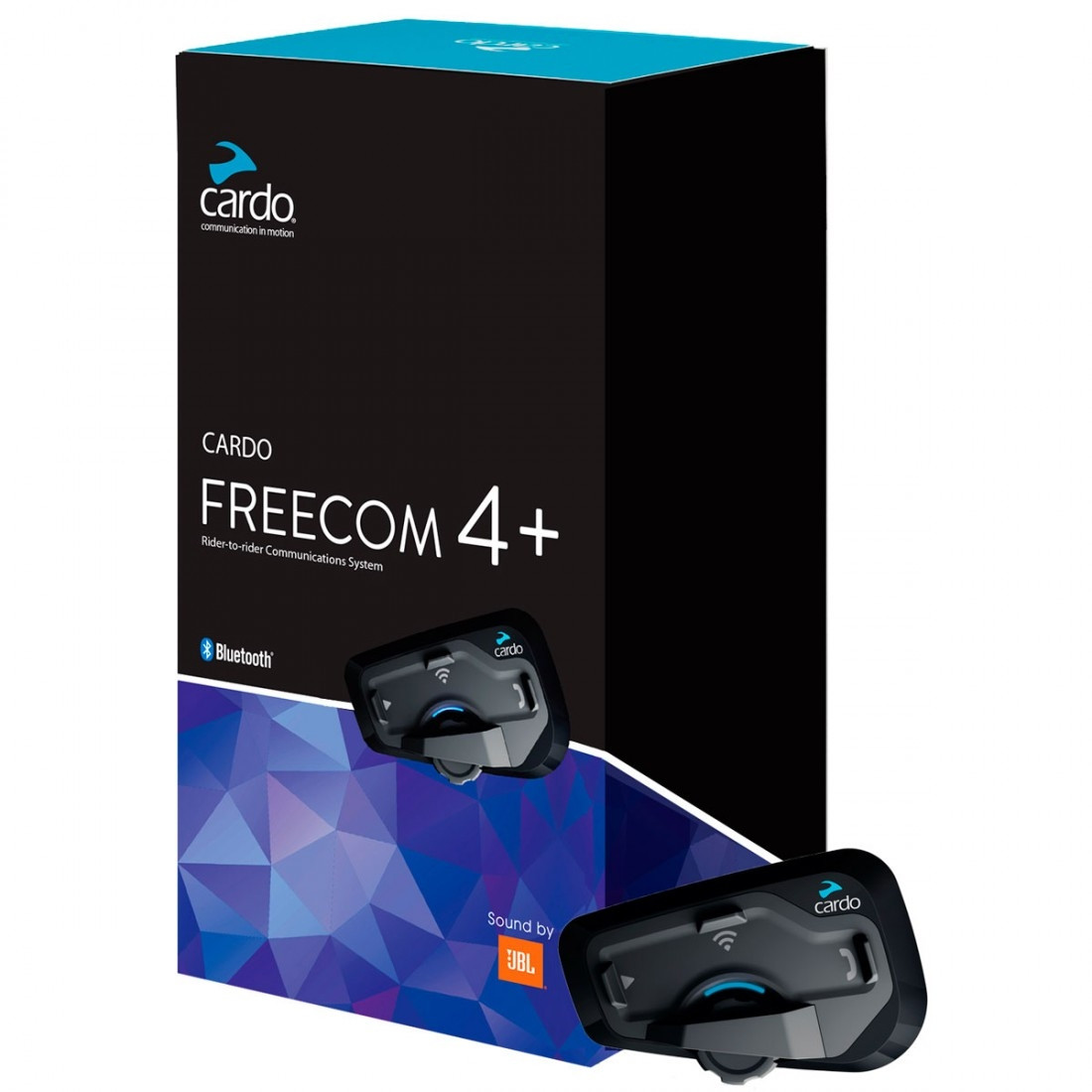 МОТОГАРНИТУРА Cardo Scala Rider Freecom 4+ JBL, Single