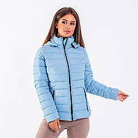 Женская куртка Indigo N 007TLH CORNFLOWER BLUE