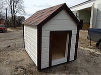"""Деревянная будка """"Рондо"""" для собак"""